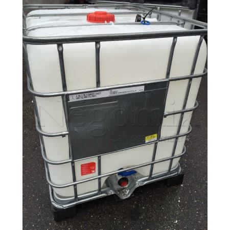 Cuve IBC de 1000 Litres rénovée usage industriel