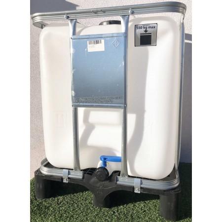 Cuve Compactline 300 Litres récupération eau pluie