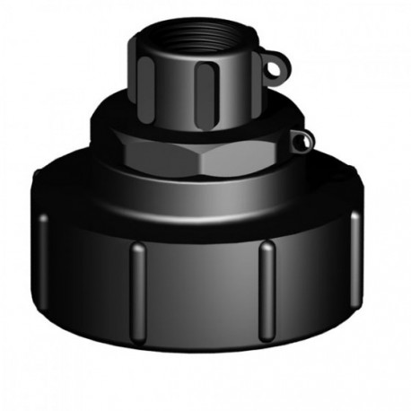 Adaptateur S100x8 vers 3/4'' mâle 20-27mm
