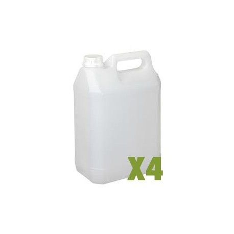 Bidon plastique 1L x4