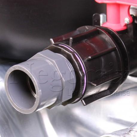 Adaptateur PVC 40 mm