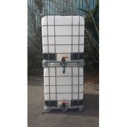Kit vertical de raccordement pour 2 cuves